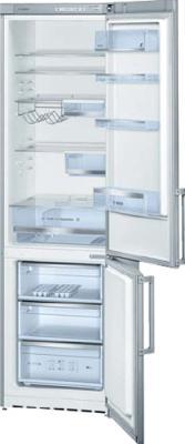 Холодильник с морозильником Bosch KGV39XL20R - общий вид