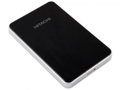 Внешний жесткий диск Hitachi Touro Mobile 500GB 0S03455 (HTOLMX3EA5001ABB) - вид сверху