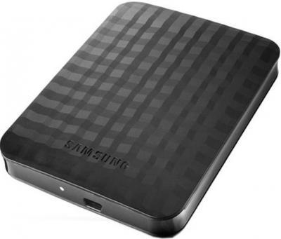 Внешний жесткий диск Samsung M3 Portable 1TB USB 3.0 (STSHX-M101TCB) - общий вид