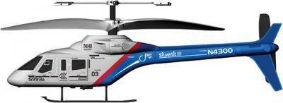 """Игрушка на пульте управления Silverlit Вертолет """"Z-Bruce"""" 85993 - общий вид"""