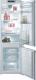 Холодильник с морозильником Gorenje NRKI5181LW -