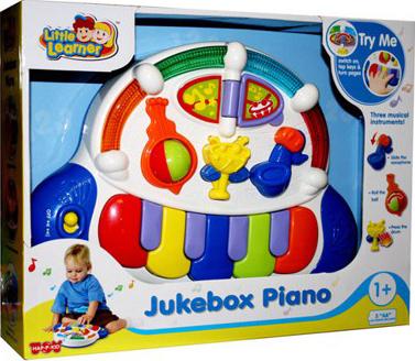 Музыкальная игрушка Hap-p-Kid Пианино 3857Т - общий вид в коробке