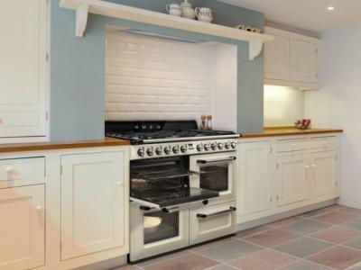 Кухонная плита Smeg TR4110P - в интерьере