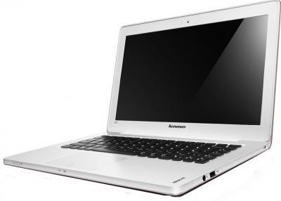 Ноутбук Lenovo IdeaPad U310 (59338269) - общий вид