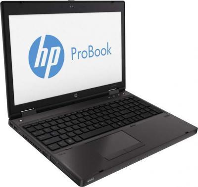 Ноутбук HP ProBook 6570b (B6P79EA) - общий вид