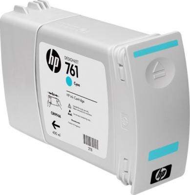 Картридж HP 761 (CM997A) - общий вид