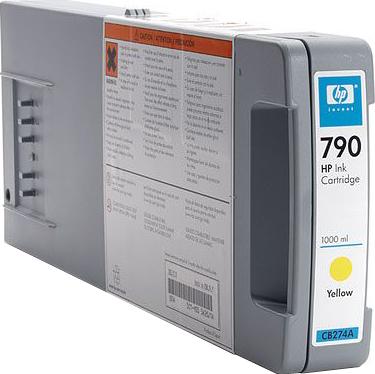 Картридж HP 790 (CB274A) - общий вид