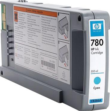 Картридж HP 780 (CB286A) - общий вид