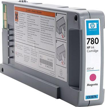 Картридж HP 780 (CB287A) - общий вид