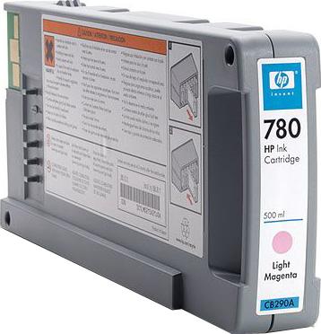 Картридж HP 780 (CB290A) - общий вид