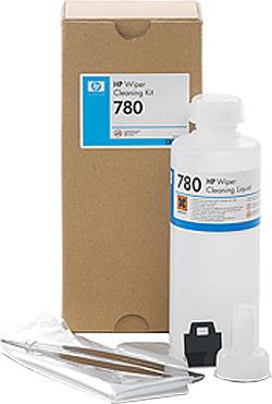 Комплект для очистки протирочной лопатки для принтера HP 780 (CB301A) - общий вид