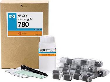 Комплект для очистки колпачка для принтера HP 780 (CB302A) - общий вид