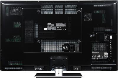 Телевизор Panasonic TX-PR65VT50 - вид сзади