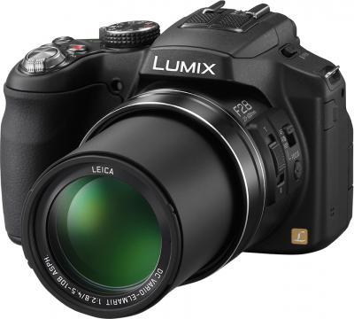 Компактный фотоаппарат Panasonic Lumix DMC-FZ200EEK - общий вид