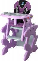 Стульчик для кормления Caretero Primus (фиолетовый) -