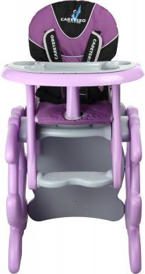 Стульчик для кормления Caretero Primus (фиолетовый) - общий вид