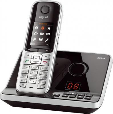 Телефон DECT Gigaset S810А - общий вид