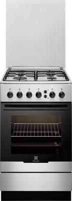 Кухонная плита Electrolux EKG51103OX - общий вид