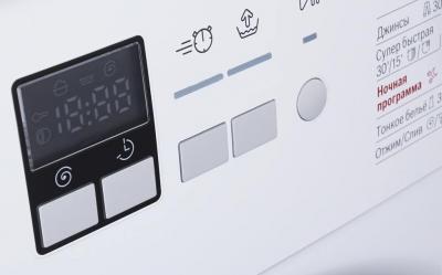 Стиральная машина Bosch WLG20160OE - дисплей