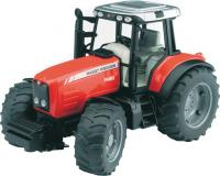 Масштабная модель автомобиля Bruder Трактор Massey Ferguson 7480 (02040) -