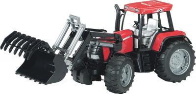 Функциональная игрушка Bruder Трактор Case CVX 170 с ковшом 1:16 (02092) - общий вид