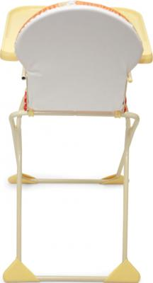 Стульчик для кормления GLOBEX Компакт 1401 - вид сзади
