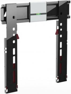Кронштейн для телевизора Holder LEDS-7011 (черный глянец) - вид спереди
