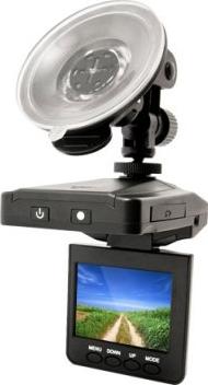 Автомобильный видеорегистратор Carcam JGZ-035 - общий вид