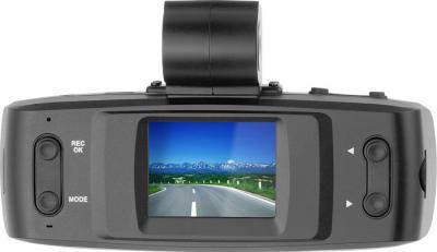 Автомобильный видеорегистратор SeeMax DVR RG100 - дисплей