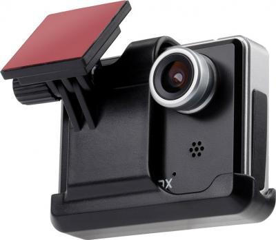 Автомобильный видеорегистратор SeeMax DVR RG200 - общий вид (с креплением)