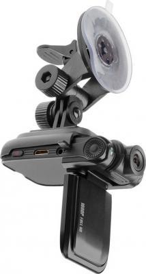 Автомобильный видеорегистратор SeeMax DVR RG300 - вид сбоку