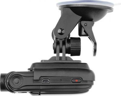 Автомобильный видеорегистратор SeeMax DVR RG300 - вид сбоку (слева)