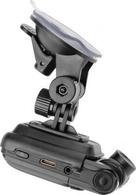 Автомобильный видеорегистратор SeeMax DVR RG300 - вид сбоку (справа)