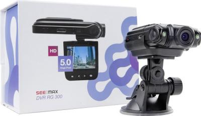Автомобильный видеорегистратор SeeMax DVR RG300 - с коробкой