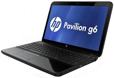 Ноутбук HP Pavilion g6-2201sr (C4W09EA) - общий вид