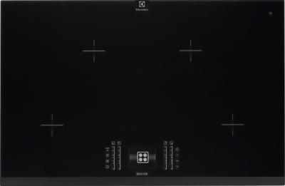 Индукционная варочная панель Electrolux EHL8840FOG - общий вид