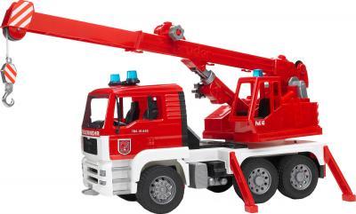 Масштабная модель автомобиля Bruder Пожарный кран MAN 1:16 (02770) - общий вид