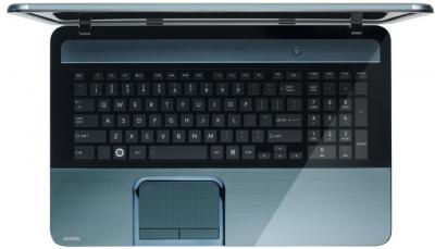 Ноутбук Toshiba Satellite L855D-D5M (PSKG4R-004005RU) - клавиатура