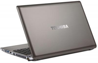 Ноутбук Toshiba Satellite P855-DVS (PSPKFR-02Q005RU) - общий вид