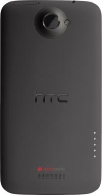 Смартфон HTC One X 16Gb Gray - задняя панель