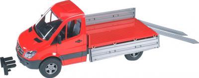 Функциональная игрушка Bruder Грузовик Mercedes Benz Sprinter 1:16 (02922) - грузовик