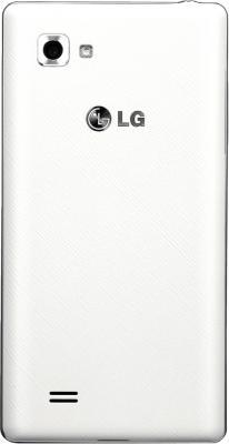 Смартфон LG  P880 (Optimus 4X HD) White - задняя панель