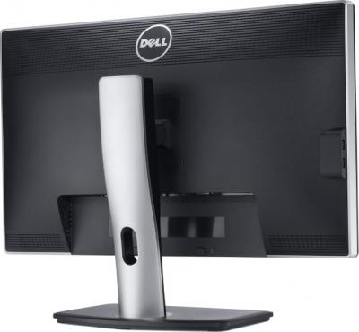 Монитор Dell UltraSharp U2713HM - вид сзади