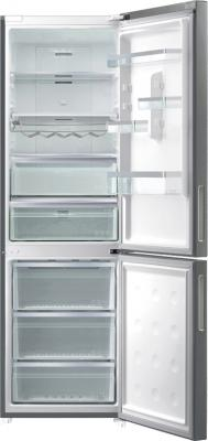 Холодильник с морозильником Samsung RL53GYBMG1 - общий вид
