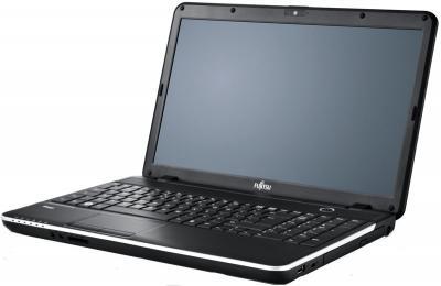 Ноутбук Fujitsu LIFEBOOK AH512 - общий вид