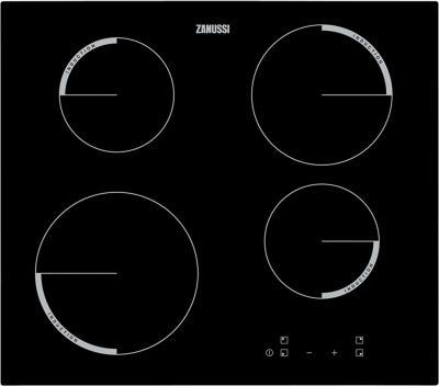 Индукционная варочная панель Zanussi ZEI6240FBA - общий вид