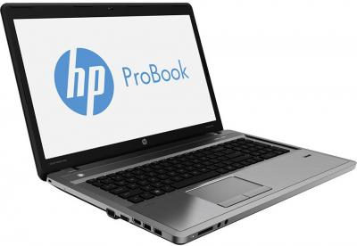 Ноутбук HP ProBook 4740s (B7A61EA) - общий вид