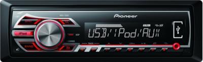 Бездисковая автомагнитола Pioneer MVH-150UI - общий вид