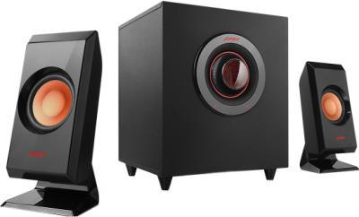 Мультимедиа акустика FnD F280 (черный) - общий вид