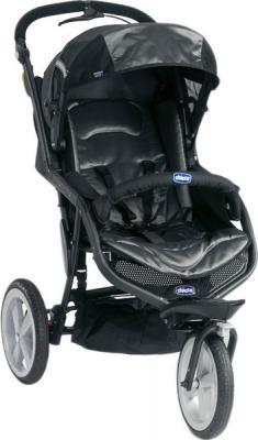 Детская универсальная коляска Chicco S3 Black Auto-Fix (Tecna) - общий вид